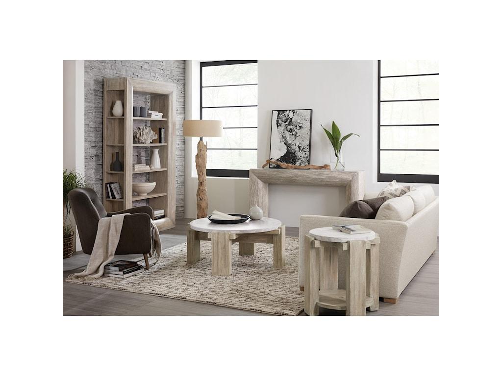 Hooker Furniture American Life-AmaniSofa Table