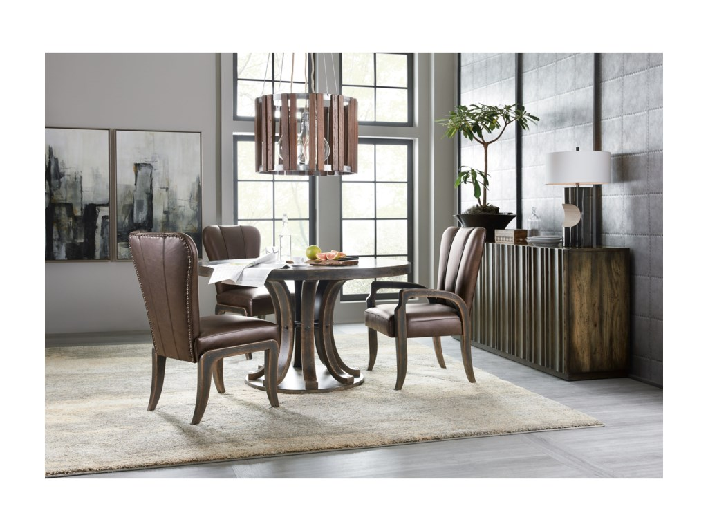 Hooker Furniture American Life-CraftedCasual Dining Room Group