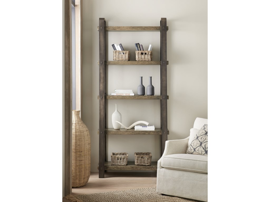 Hooker Furniture American Life-CraftedBookcase