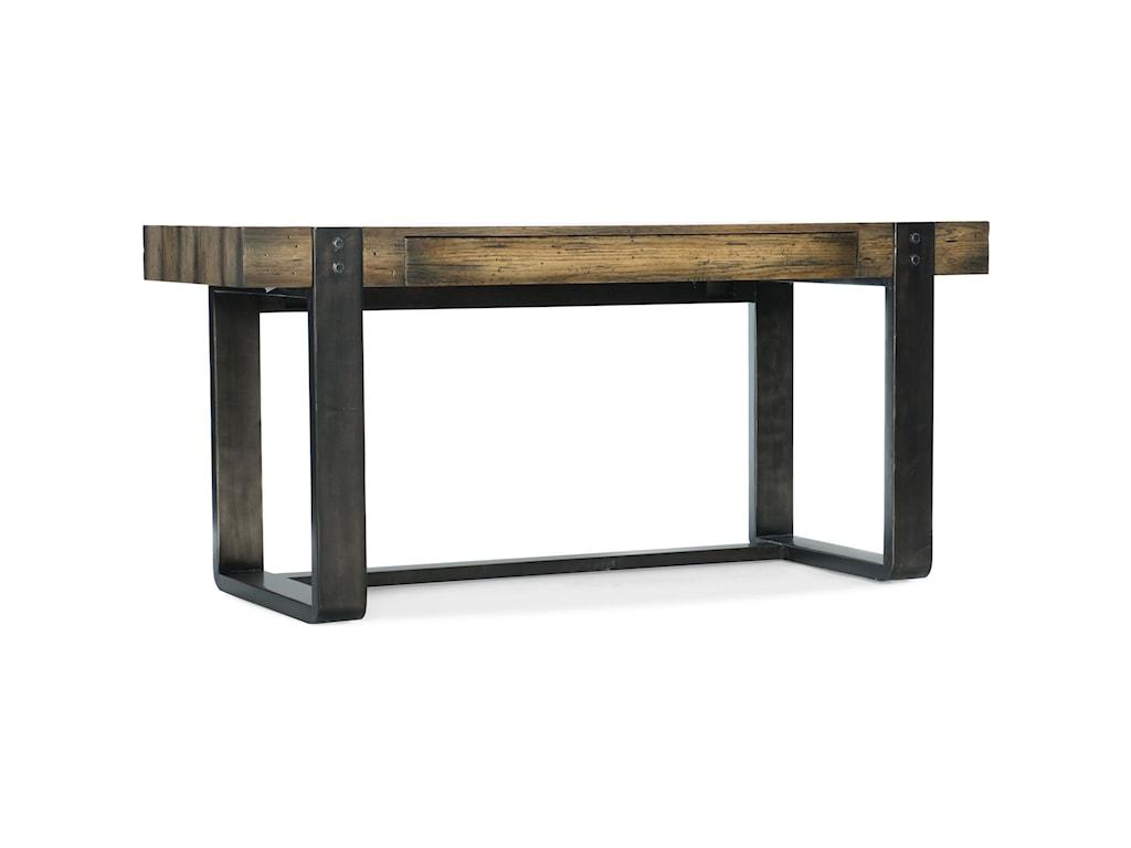 Hooker Furniture American Life-CraftedLeg Desk