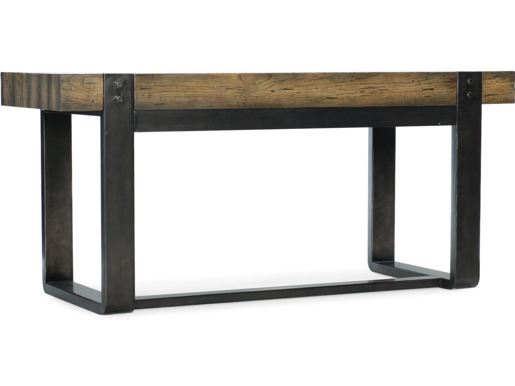 Hooker Furniture American Life-CraftedLeg Desk