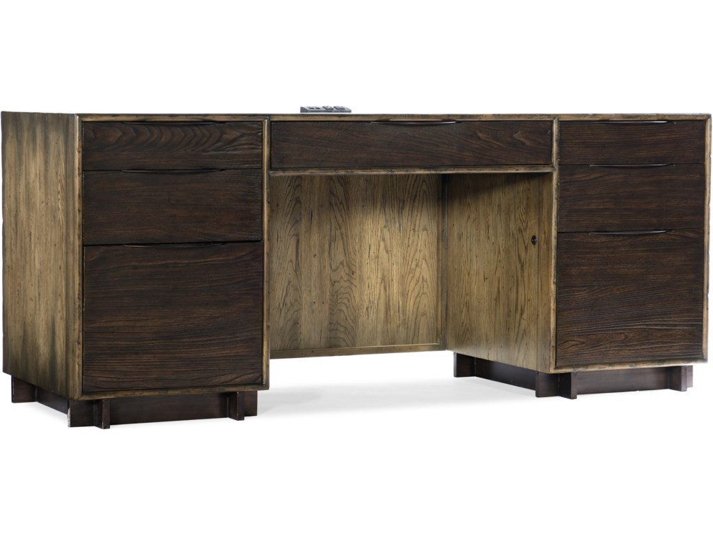 Hooker Furniture American Life-CraftedComputer Credenza