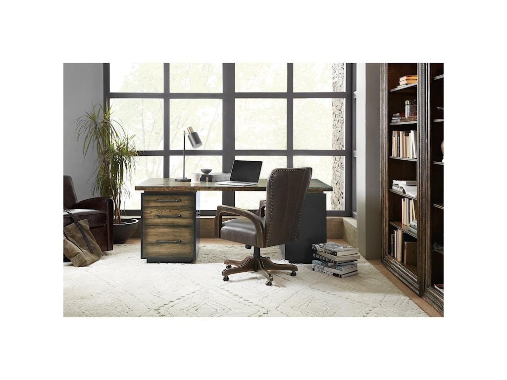 Hooker Furniture American Life-CraftedExecutive Desk
