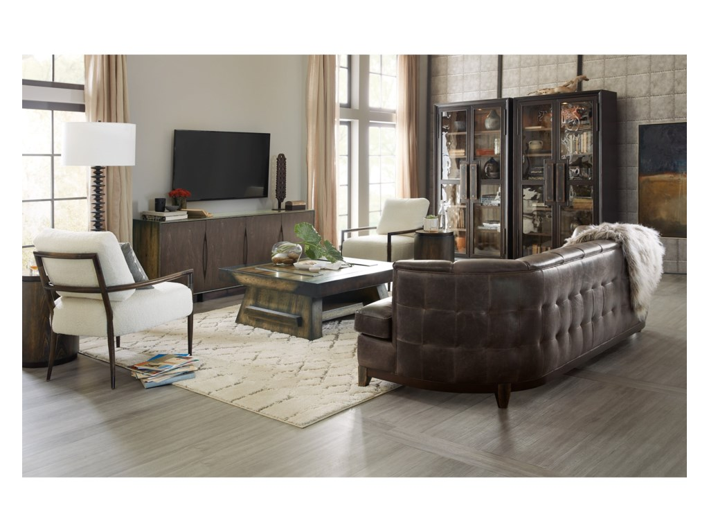 Hooker Furniture American Life-CraftedEntertainment Console