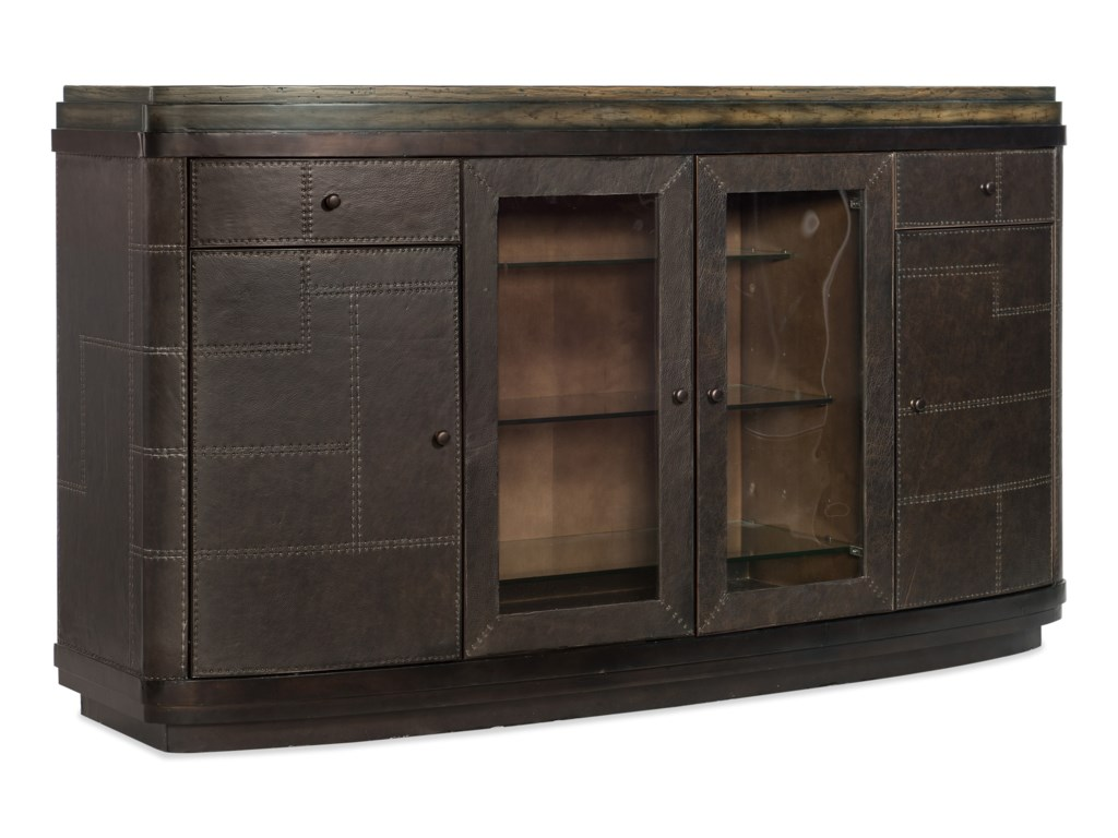 Hooker Furniture American Life-CraftedHis and Her Bar