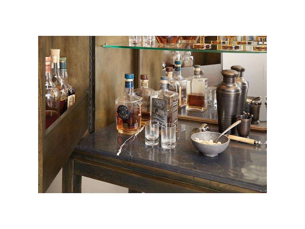 Hooker Furniture American Life-CraftedBar Cabinet