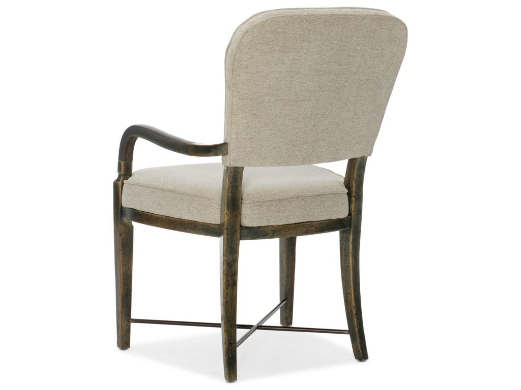 Hooker Furniture American Life-CraftedUpholstered Arm Chair