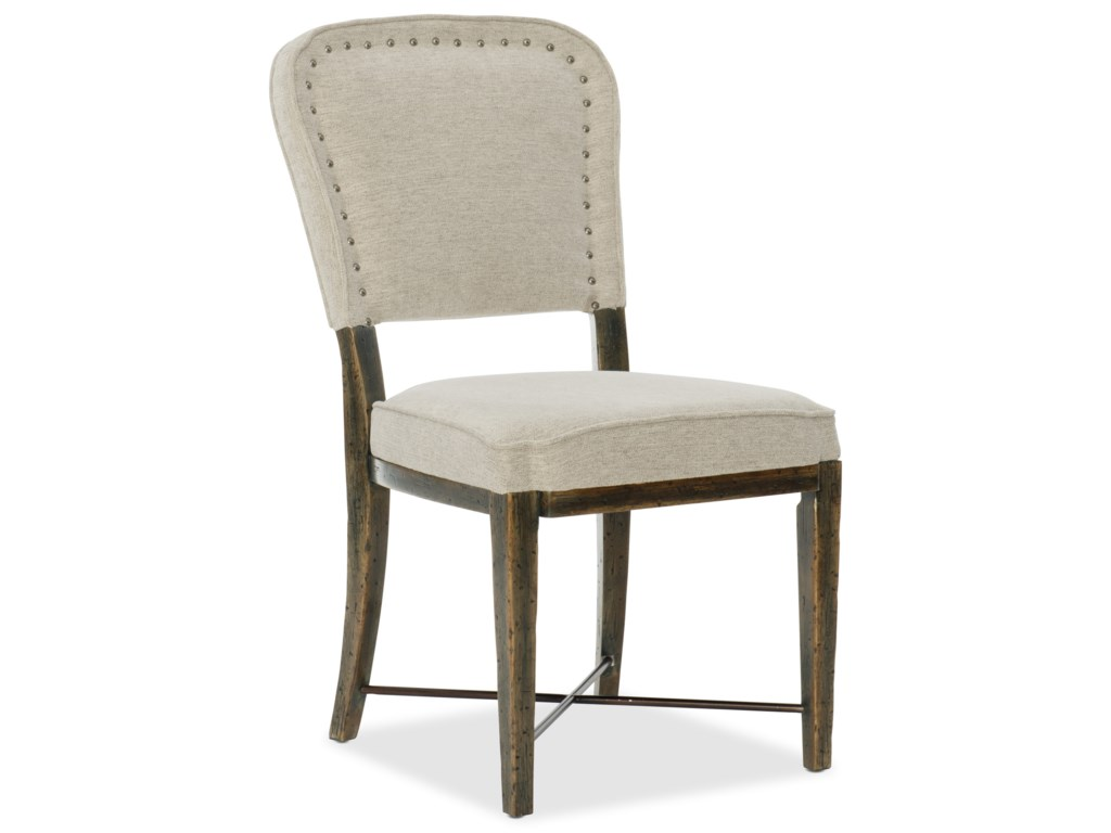 Hooker Furniture American Life-CraftedUpholstered Side Chair