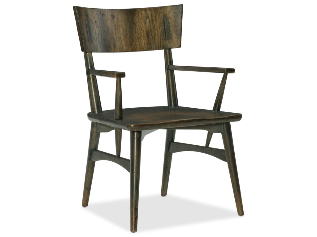 Hooker Furniture American Life-CraftedArm Chair