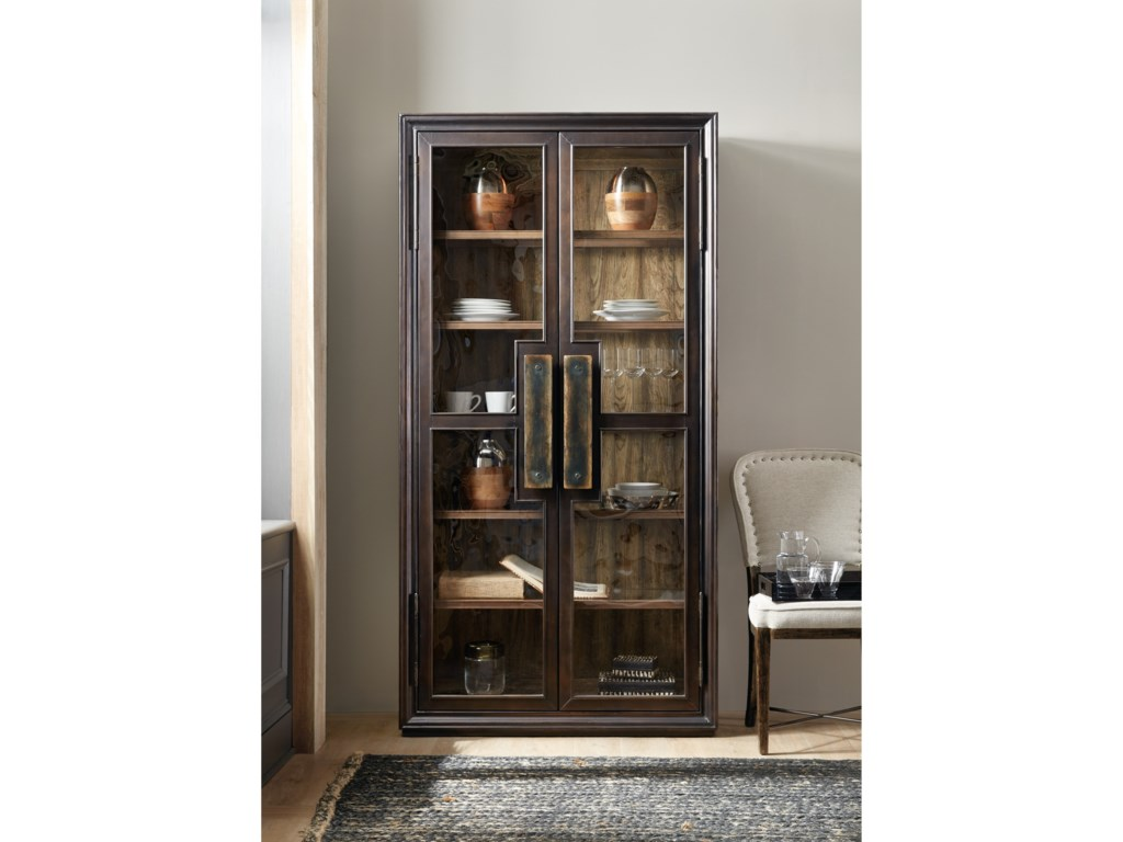 Hooker Furniture American Life-CraftedDisplay Cabinet