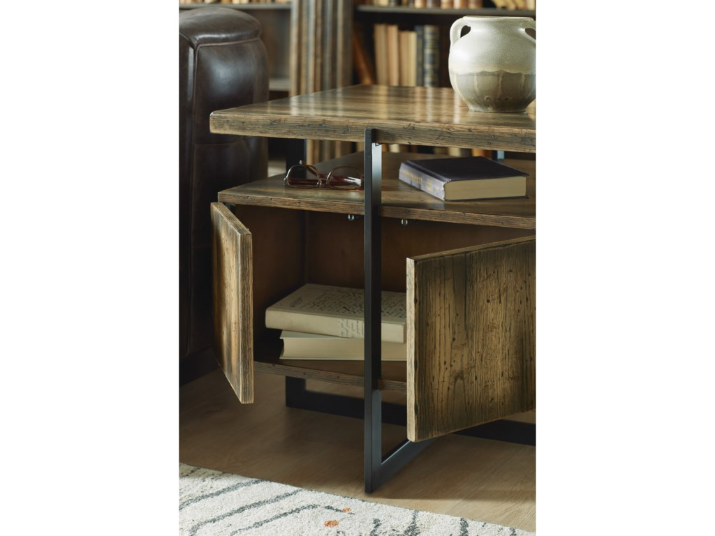 Hooker Furniture American Life-CraftedLamp Table