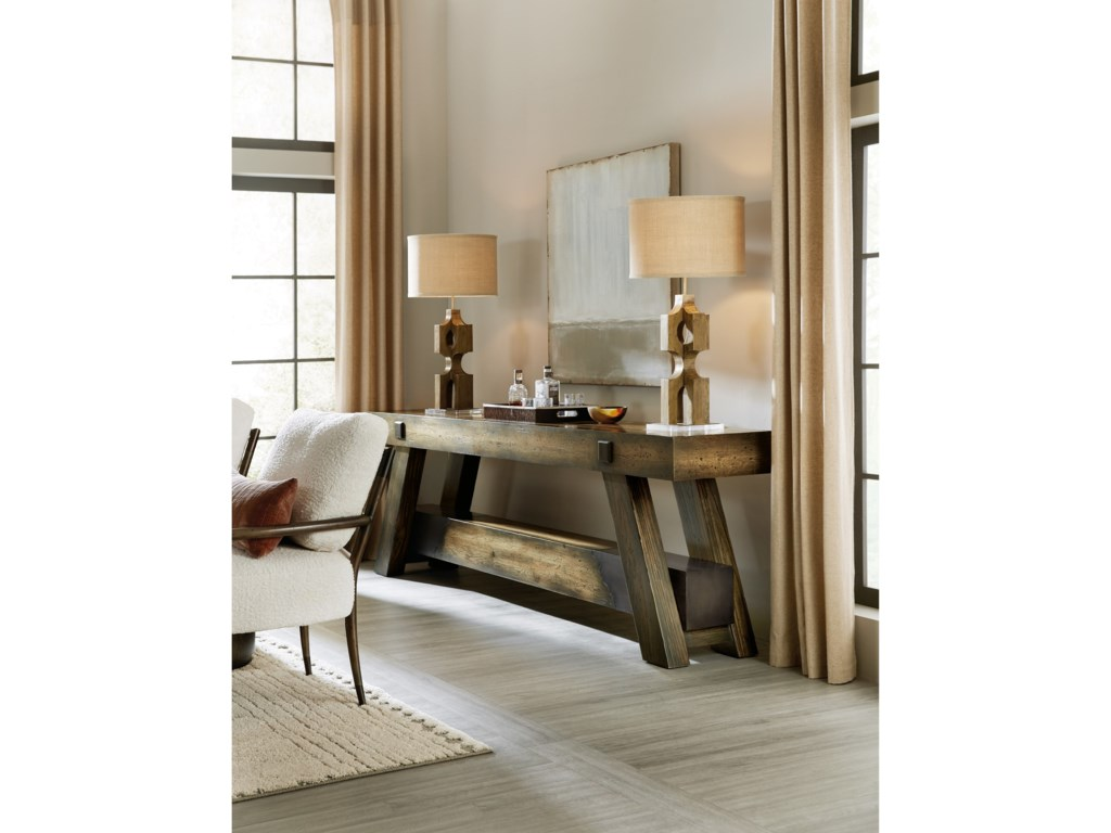 Hooker Furniture American Life-CraftedConsole Table
