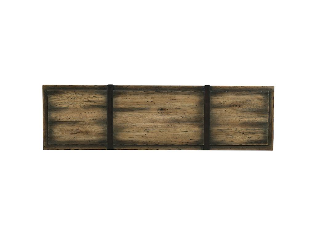 Hooker Furniture American Life-CraftedTwelve-Drawer Dresser