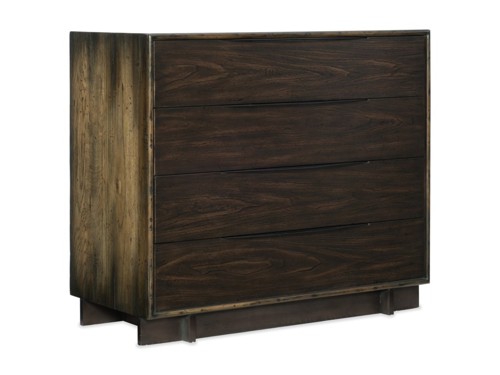 Hooker Furniture American Life-CraftedFour-Drawer Bachelor Chest