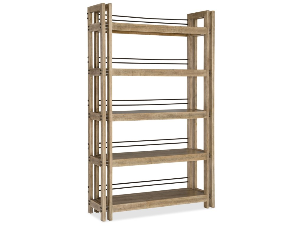 Hooker Furniture American Life-Urban Elevation5 Shelf Etagere
