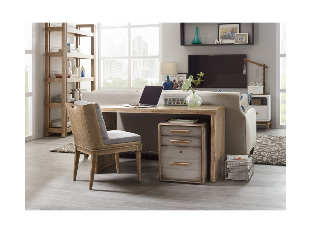 Hooker Furniture American Life-Urban ElevationWriting Desk