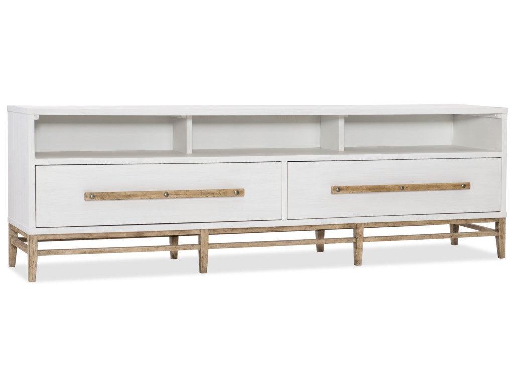 Hooker Furniture American Life-Urban ElevationLow Entertainment Console