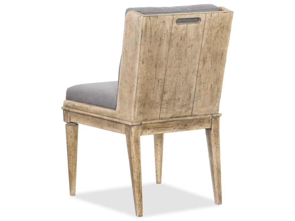 Hooker Furniture American Life-Urban ElevationUpholstered Side Chair
