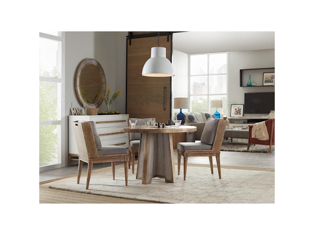 Hooker Furniture American Life-Urban ElevationUpholstered Side Chair