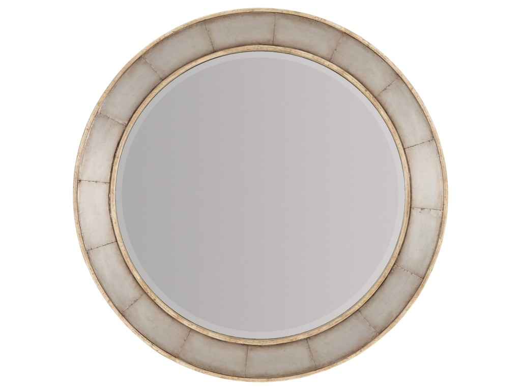 Hooker Furniture American Life-Urban ElevationRound Mirror
