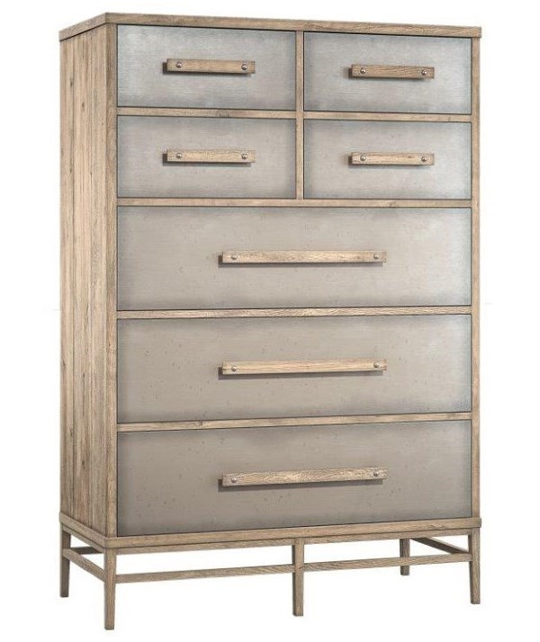 Hooker Furniture American Life-Urban ElevationSeven-Drawer Chest