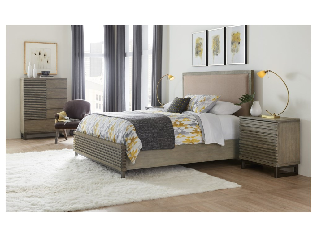 Hooker Furniture AnnexQueen Bedroom Group