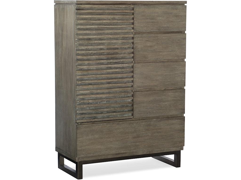 Hooker Furniture AnnexDoor/Drawer Asymmetrical Chest