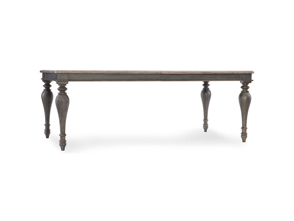 Hamilton Home ArabellaRectangle Leg Table
