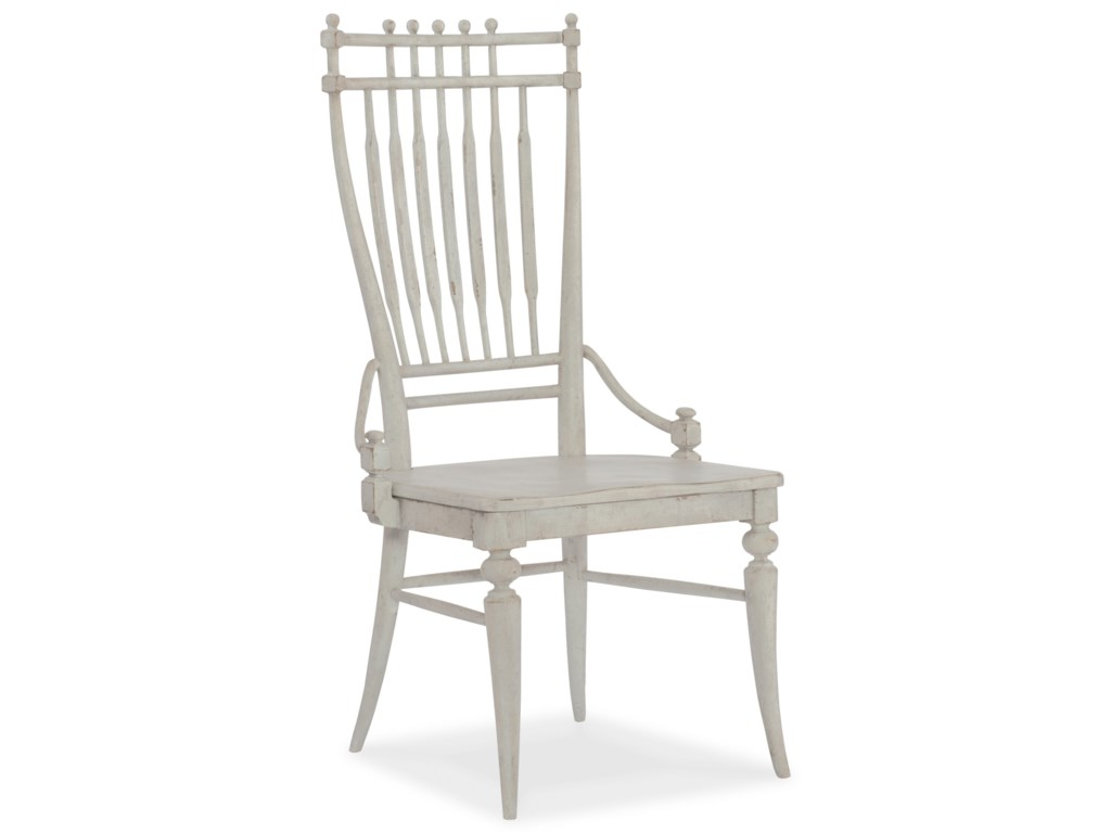 Hooker Furniture ArabellaWindsor Side Chair