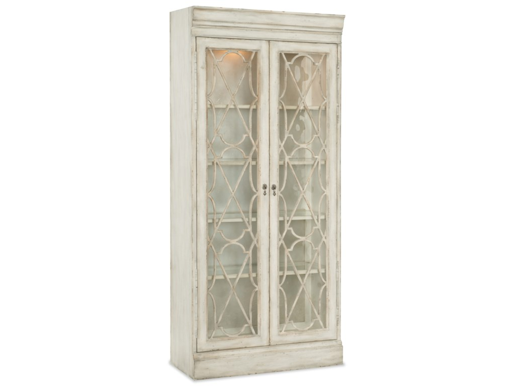 Hooker Furniture ArabellaBunching Display Cabinet