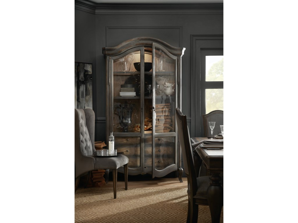 Hooker Furniture ArabellaDisplay Cabinet