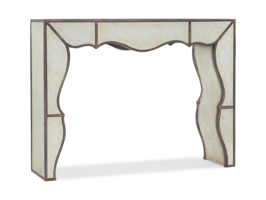 Hooker Furniture ArabellaMirrored Hall Console