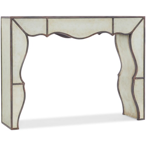 Hooker Furniture Arabella Mirrored Hall Console
