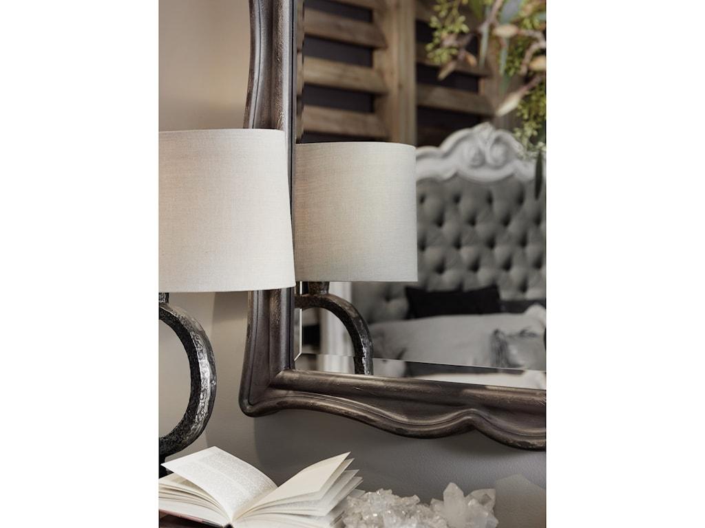 Hooker Furniture ArabellaLandscape Mirror