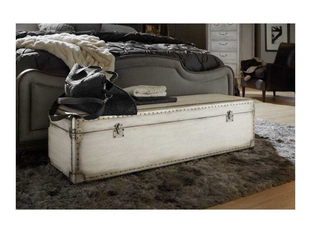 Hooker Furniture ArabellaStorage Bench
