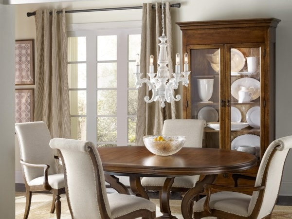 Hamilton Home Archivist Formal Dining Room Group