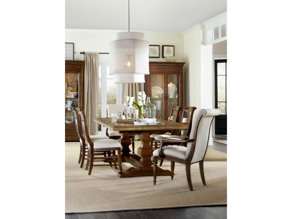 Hooker Furniture ArchivistFormal Dining Room Group