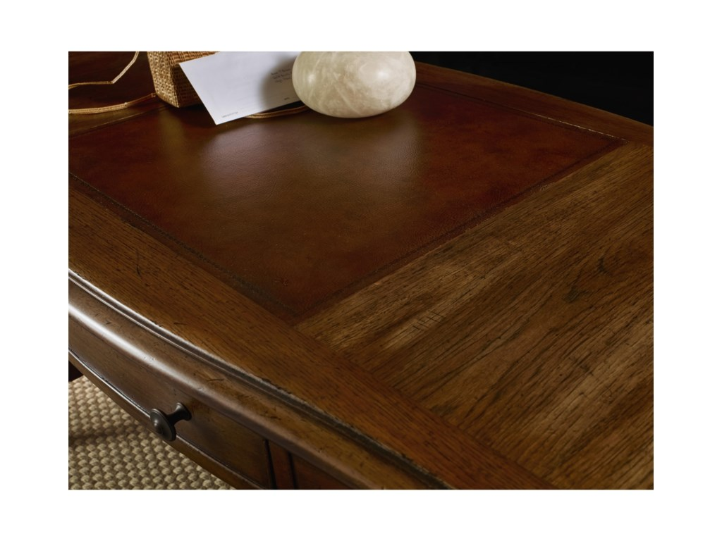 Hamilton Home Sentinel: PecanWriting Desk
