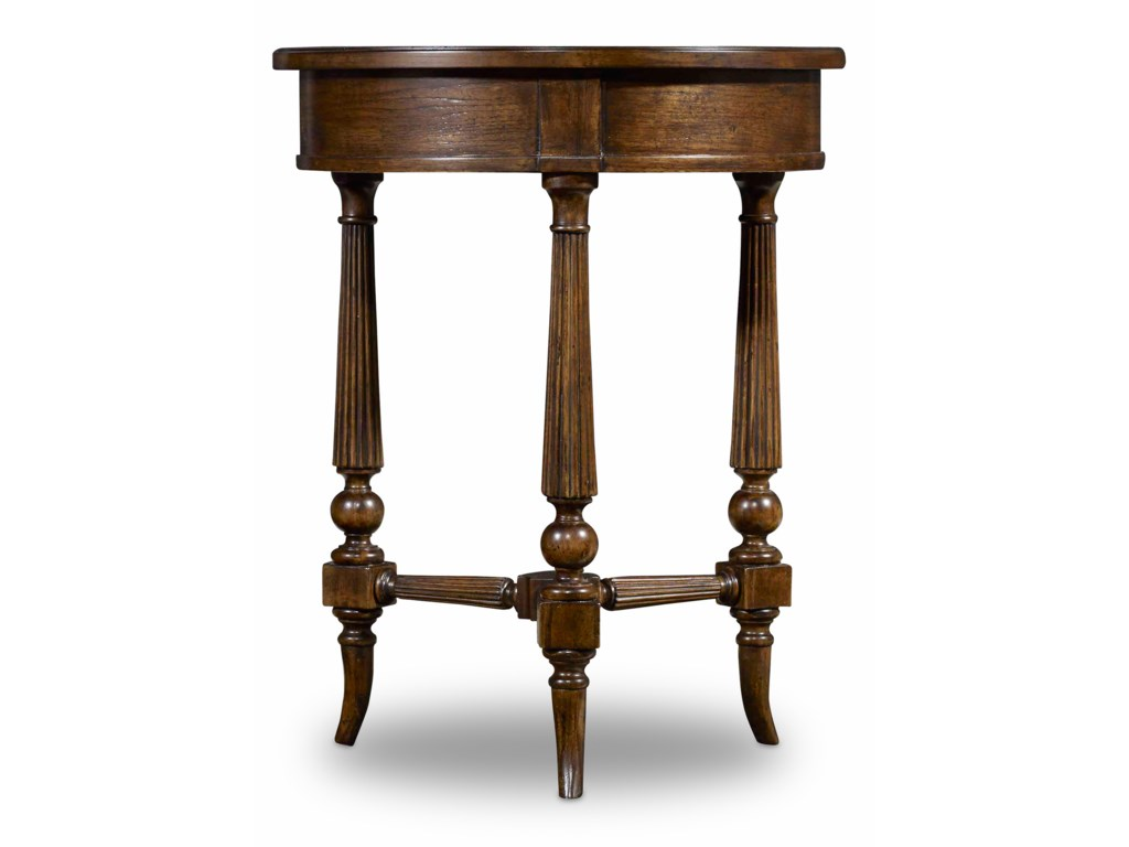 Hooker Furniture ArchivistRound Accent Table