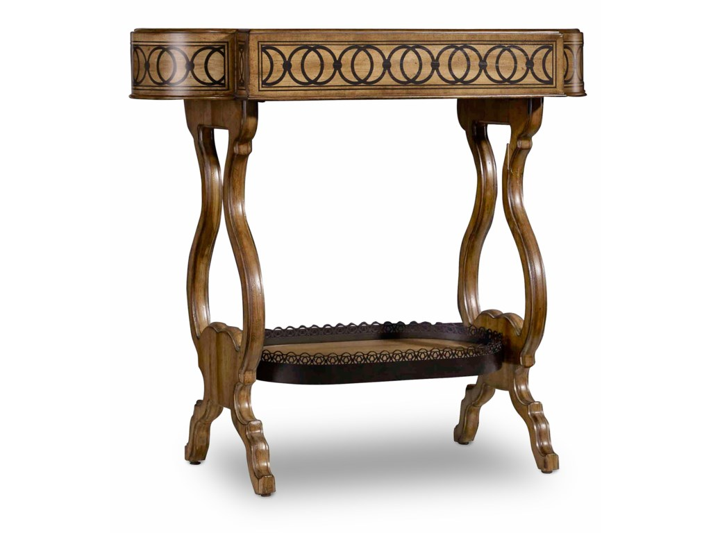 Hooker Furniture ArchivistAccent End Table
