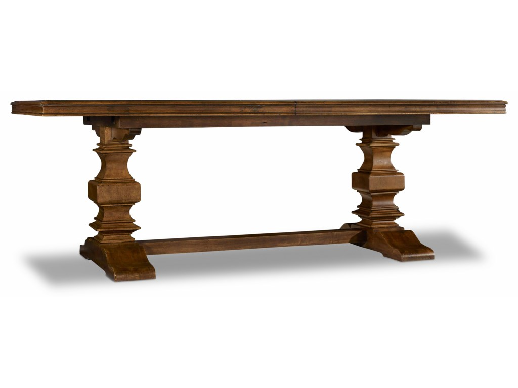 Hooker Furniture ArchivistTrestle Table