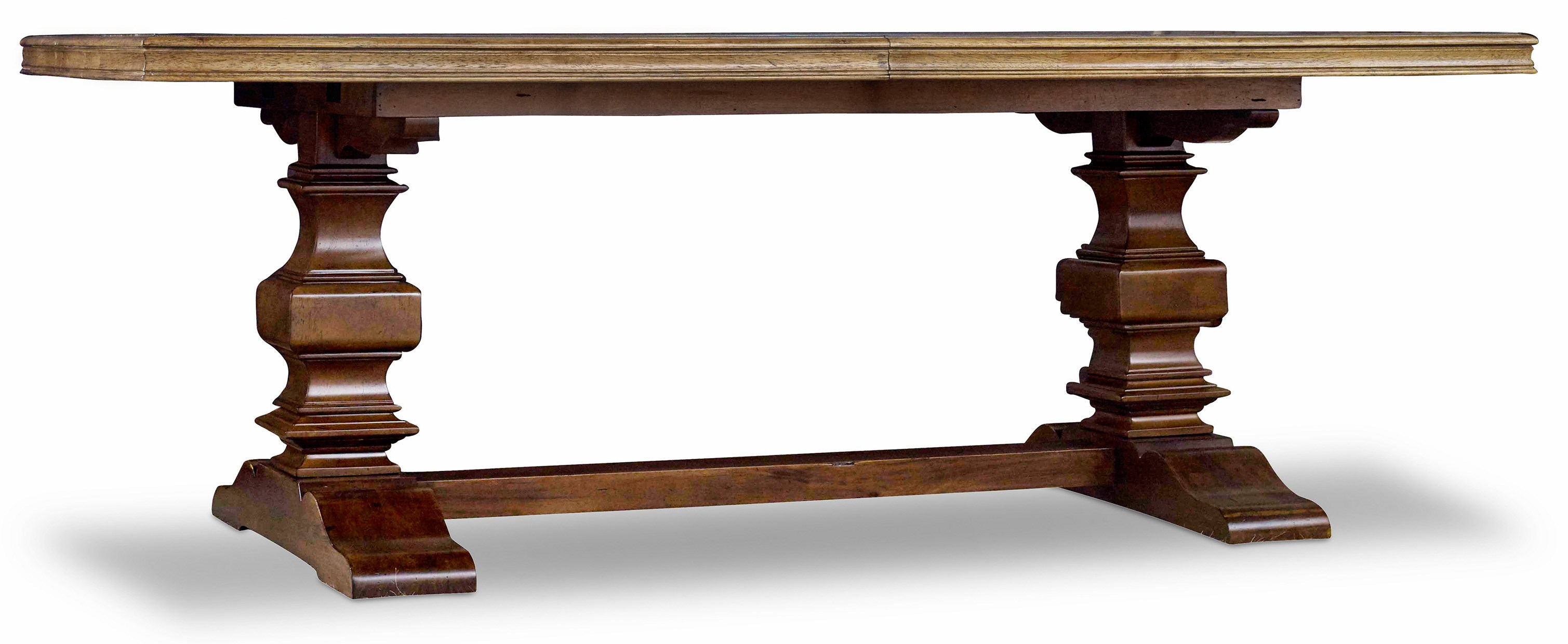 Hooker Furniture Archivist Trestle Table with 2 18quot Leaves  : products2Fhookerfurniture2Fcolor2Farchivist 5060752035447 75206 toffee b1jpgscalebothampwidth500ampheight500ampfsharpen25ampdown from www.storyandlee.com size 500 x 500 jpeg 19kB
