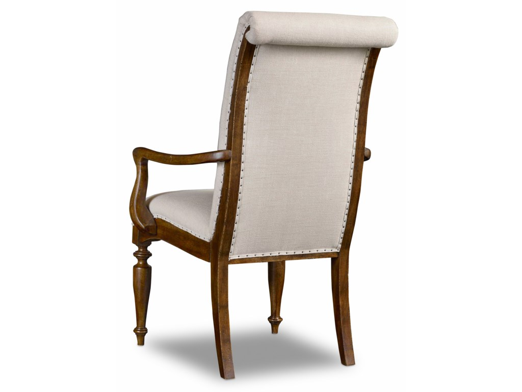 Hooker Furniture ArchivistUpholstered Arm Chair