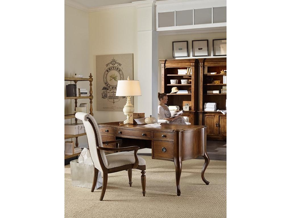 Hooker Furniture ArchivistUpholstered Side Chair