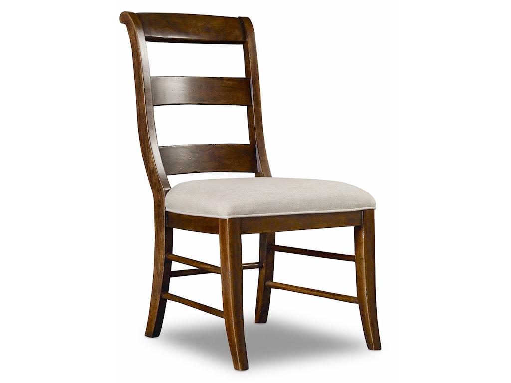 Hooker Furniture ArchivistLadderback Side Chair