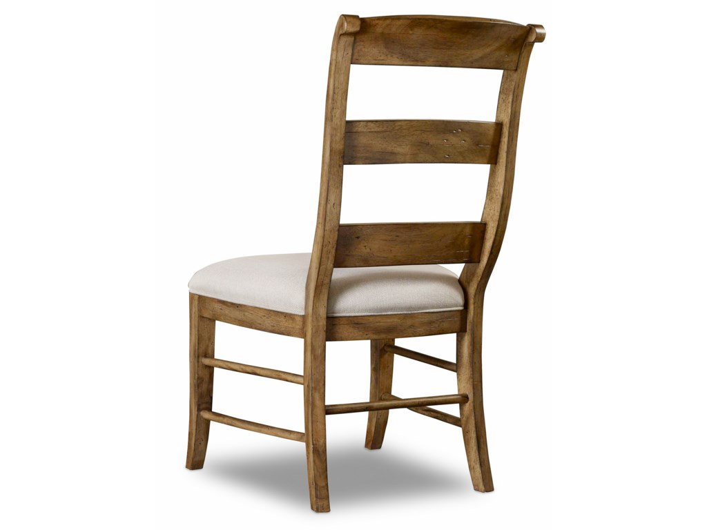 Hooker Furniture ArchivistLadderback Side Chair