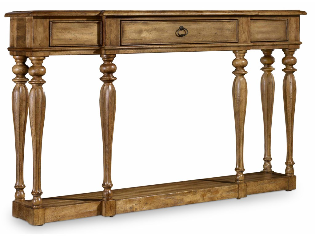Hooker Furniture ArchivistAccent Narrow Console