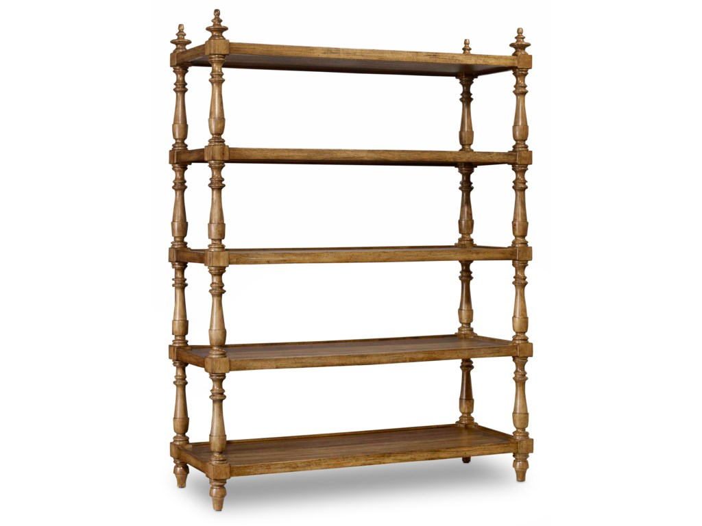 Hooker Furniture ArchivistAccent Etagere