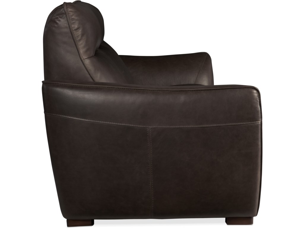 Hooker Furniture AthenaPower Leather Motion Sofa
