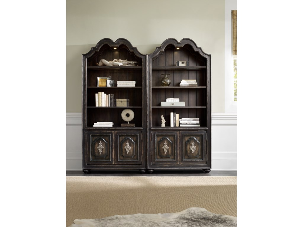 Hooker Furniture AuberoseBunching Bookcase